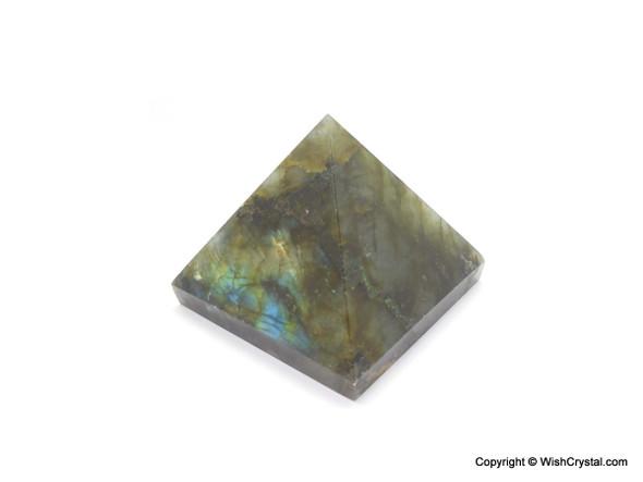 Labradorite Big Pyramid 50 mm