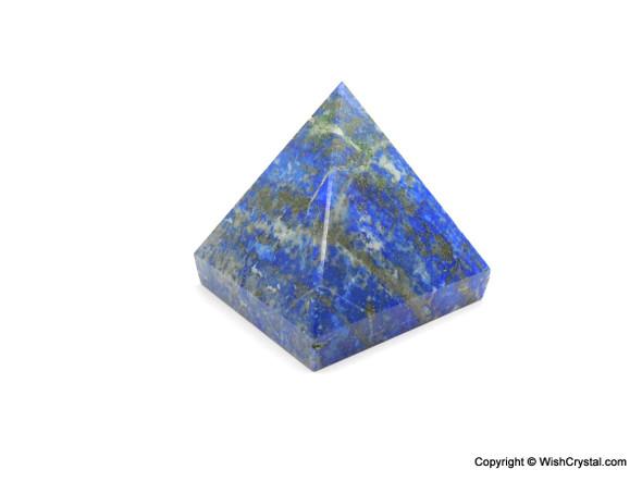 Lapis Lazuli Big Pyramid 50 mm
