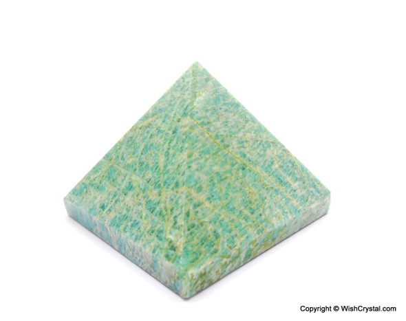 Amazonite Big Pyramid 50 mm