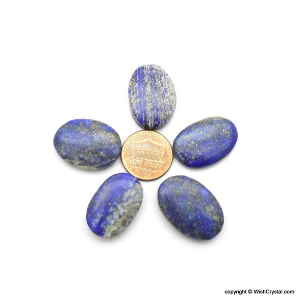 Wholesale supplier of Lapis Lazuli cabochon
