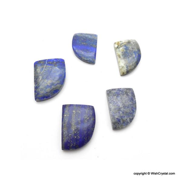 Wholesale supplier of Lapis Lazuli cabochon Lion's Shaped