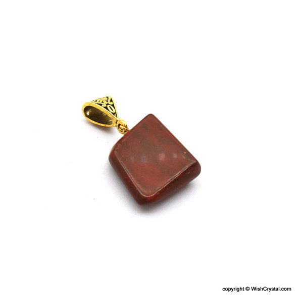 Red Jasper Tumble Stone