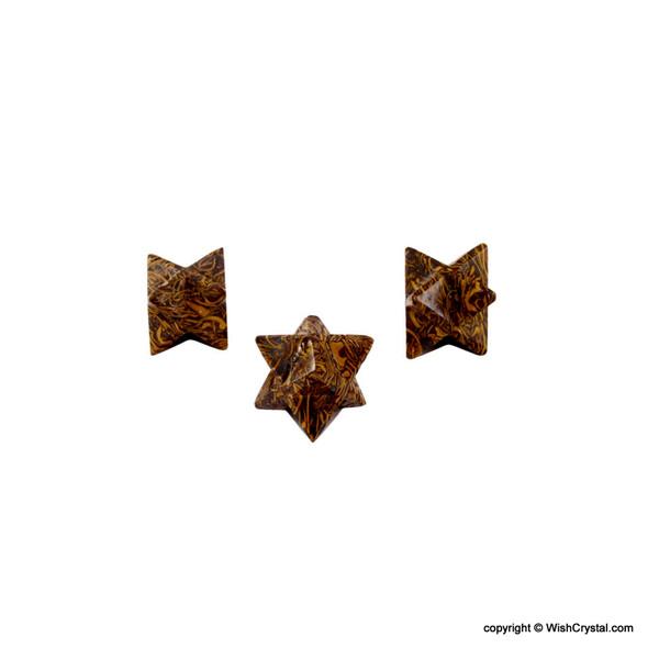 Caligraphy Merkaba Star