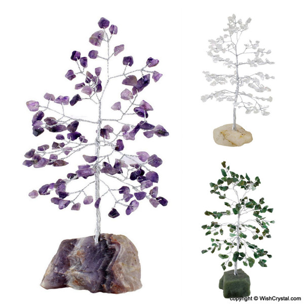 Natural crystal Gem Tree Wholesale