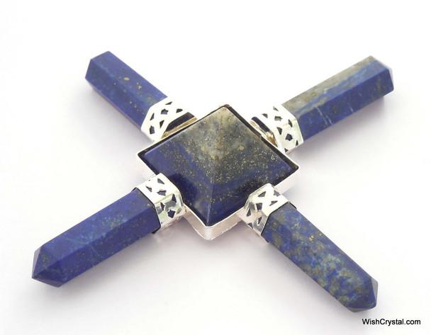 Lapis Lazuli Points Aura Generator