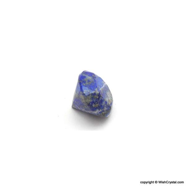 Lapis Lazuli Diamond Shape Meditation Chakra Stone