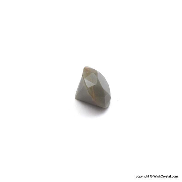 Blue Aventurine Diamond Shape Meditation Chakra Stone