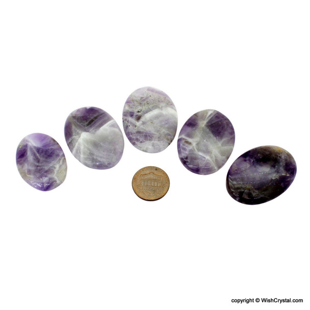 Amethyst Cabochon for Healing - Oval Shape