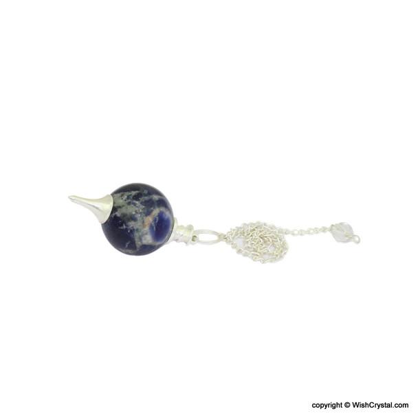 Sodalite  Sphere / Ball Pendulum