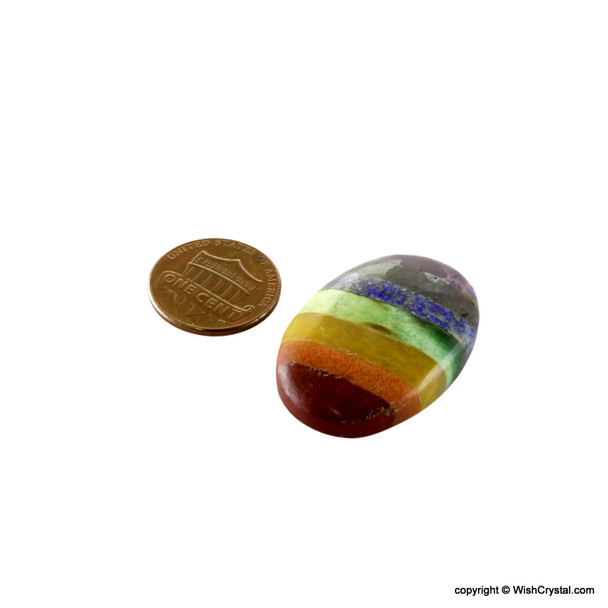 Oval Cabochon Worry Stone
