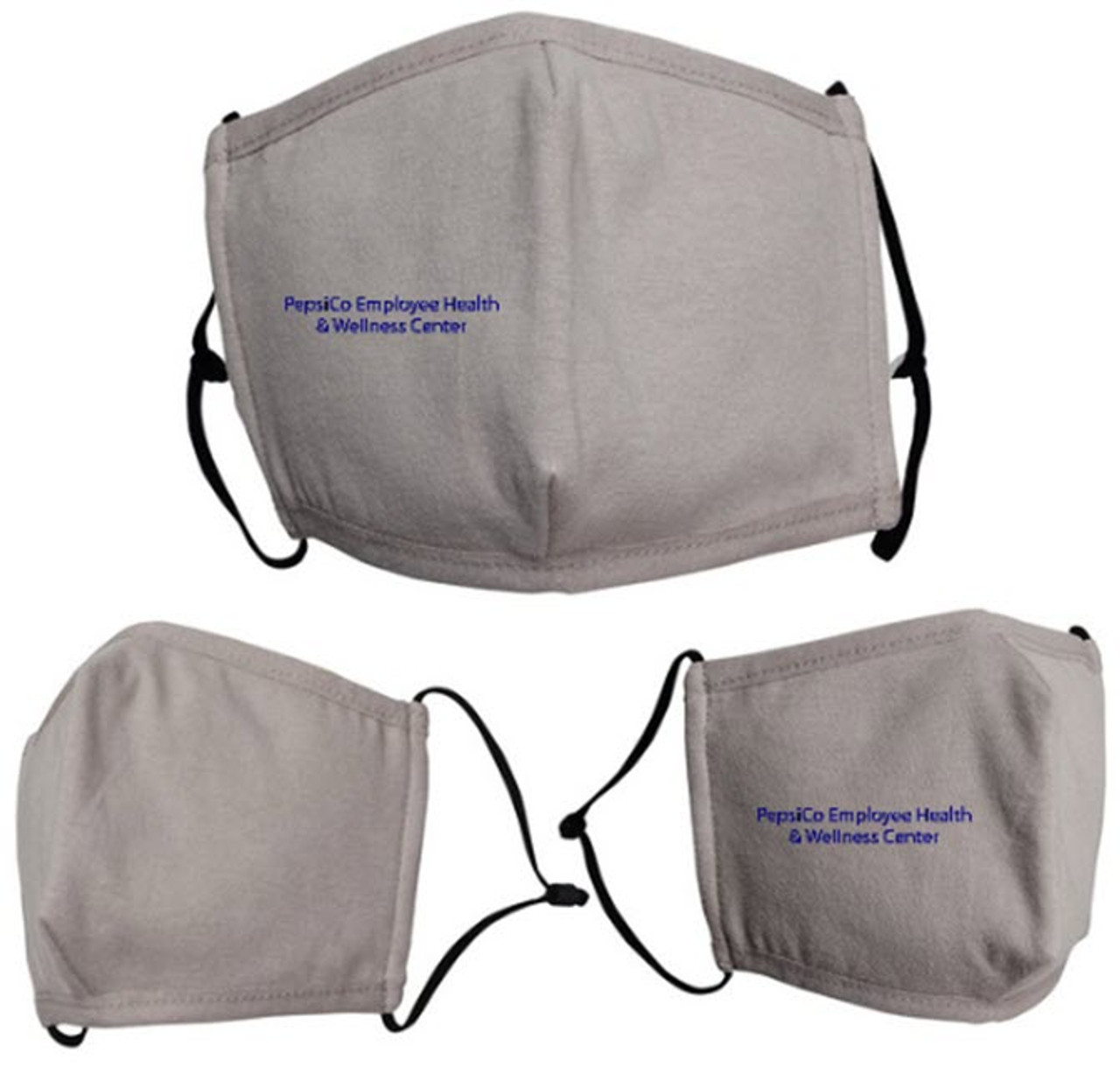 Adjustable 4-Ply Cotton Face Mask