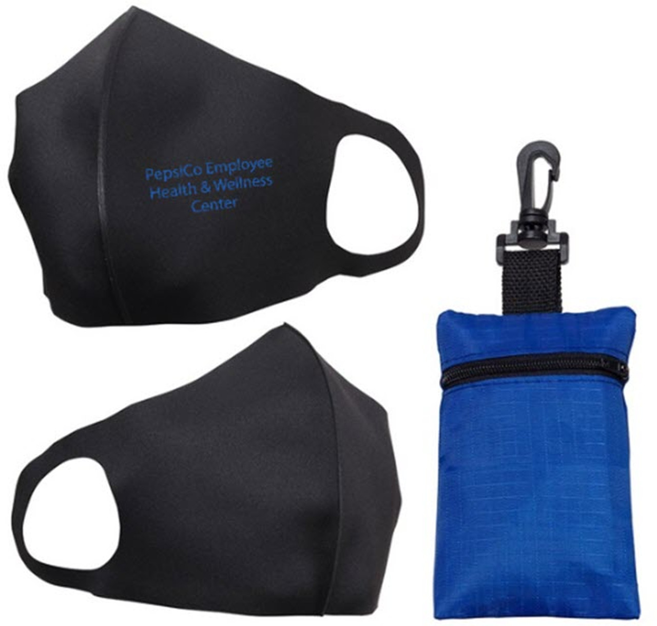 Mask with Travel Pouch