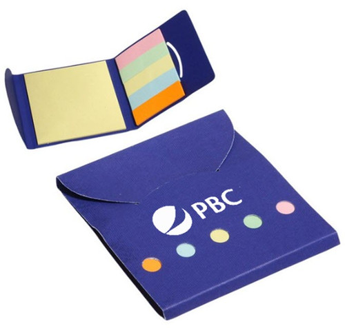Square Sticky Note Wallet