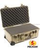Pelican 1510 Carry On Case Desert Tan 沙漠色 攝影器材安全箱