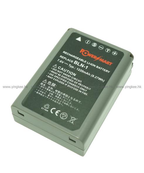 Powersmart DOY016 for Olympus OMD BLN-1 相機代用電池