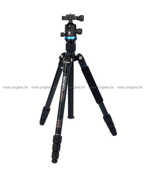 Benro 百諾 iFoto IF18+ 鋁合金輕便型三腳架套裝