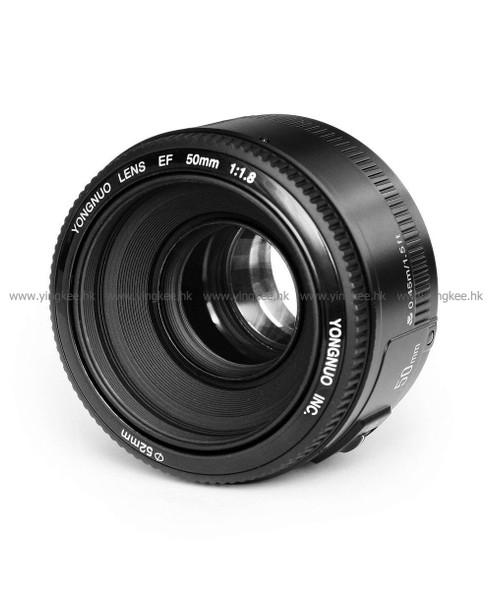 Yongnuo 永諾 YN50 Canon EF 50mm f1.8 鏡頭