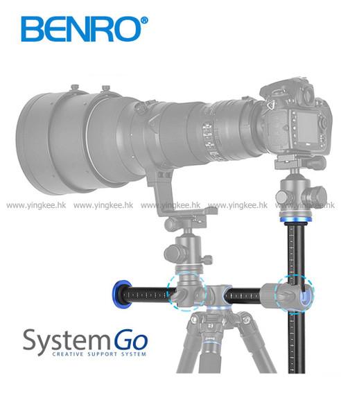 Benro 百諾 SystemGo GORail 中軸路軌