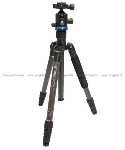 Benro 百諾 iFoto IF28C+ 碳纖維三腳架套裝