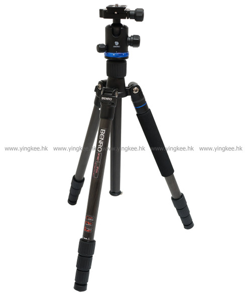 Benro 百諾 iFoto iF18C+ 碳纖維三腳架套裝