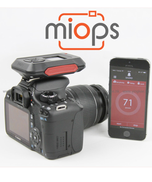 Miops Smart Trigger 高速攝影相機觸發器