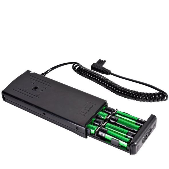 Godox 神牛 CP-80C Canon Flash External Battery pack 閃光燈外置電池包