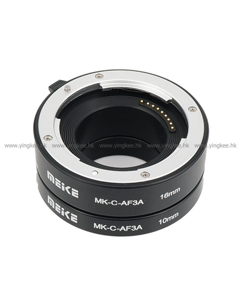 Meike 美科 MK-C-AF3A 微距接環 for Canon EOS M
