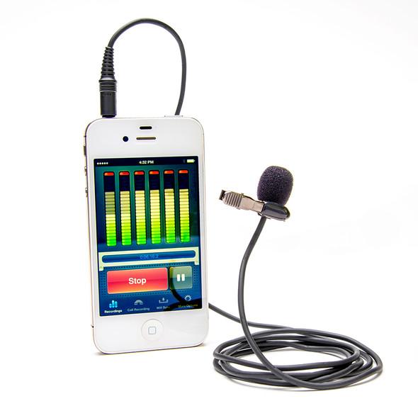 Azden EX-503i iphone 智能電話專業收音咪