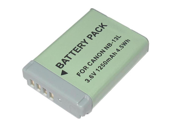 Powersmart DCN032 for Canon G7X NB-13L 代用電池