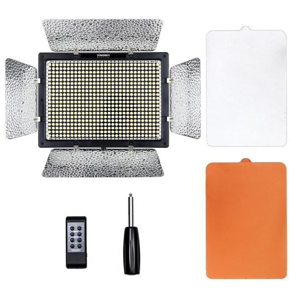 Yongnuo 永諾 YN600 LED 雙色攝錄燈