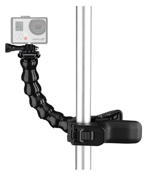 副廠 GoPro Hero 蛇形臂萬能大力夾
