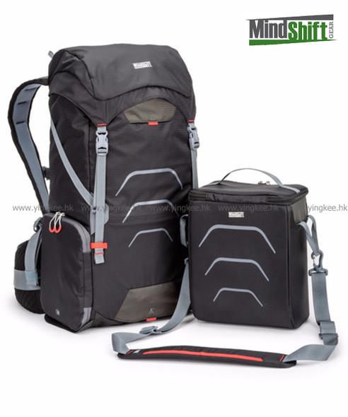 MindShift Gear UltraLight™ Dual 25L Black Magma 輕量級戶外攝影背囊