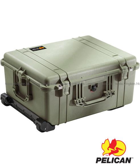 Pelican 1610 Protector Large Case 專業防撞安全箱 黑色