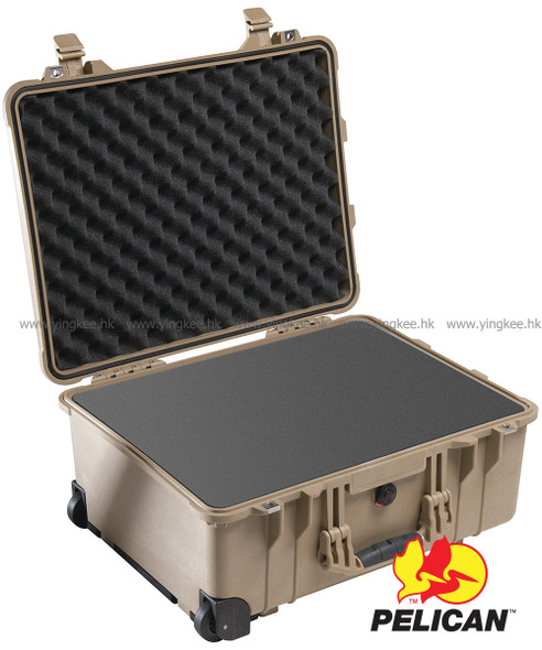 Pelican 1560 Protector Large Case Black 專業防撞安全箱