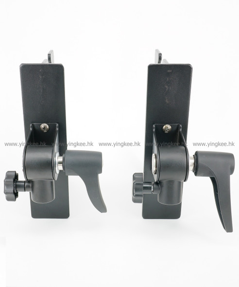 Backdrop Stand Twin Hook for Light Stand 燈架用雙位背景掛勾 (一對)