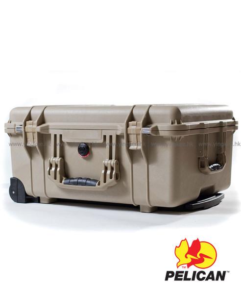 Pelican 1564 With Padded Dividers Desert Tan 砂漠色 軟墊間隔 攝影器材安全箱