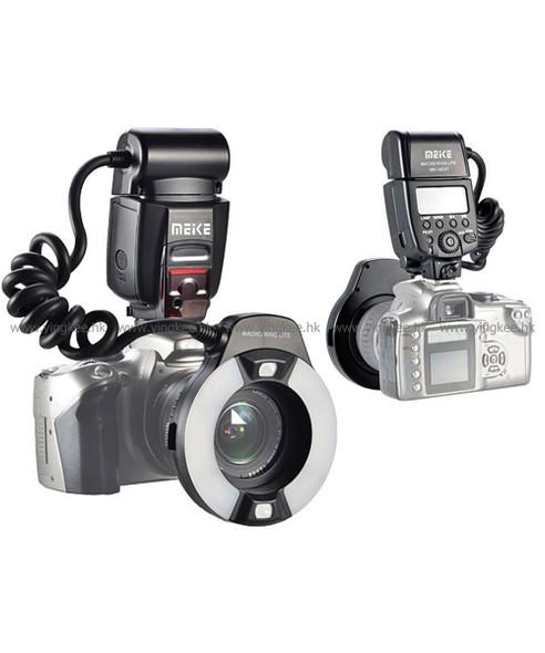 Meike美科 MK-14EXT GN14 Macro Ring Lite for Canon 微距環形閃光燈