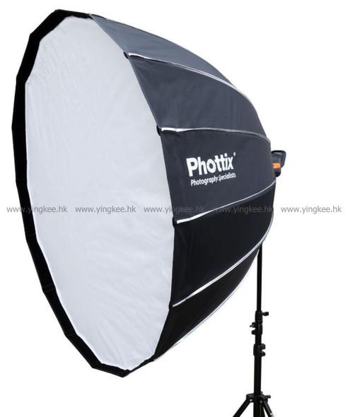 Phottix Hexa Para Softbox 耐用多骨柔光箱 120cm
