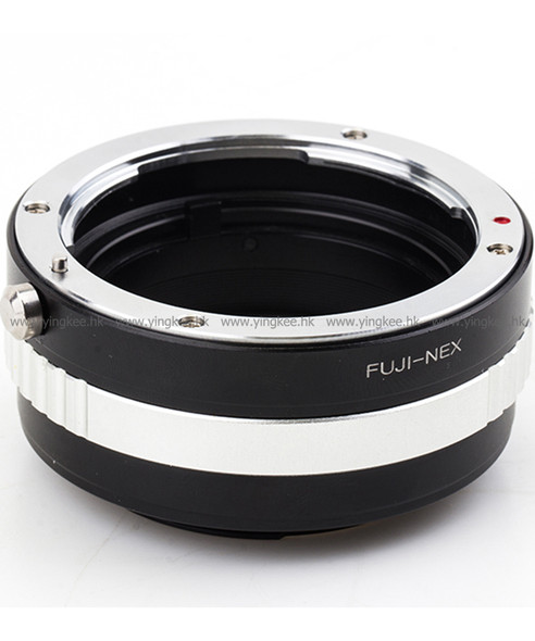 Pixco FUJI-NEX AR 手動鏡 to Sony NEX E Mount 鏡頭轉接環