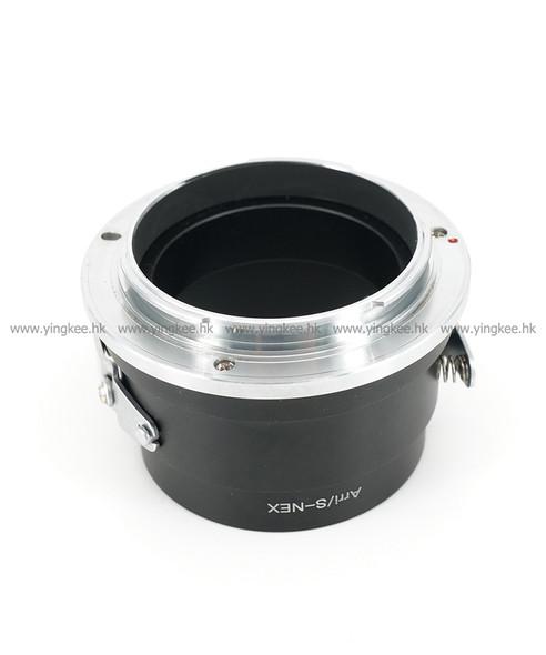 Pixco Arri/S-NEX Arriflex to Sony NEX E Mount 電影鏡頭轉接環