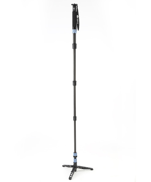 Sirui 思銳 P-224S Carbon Fiber Monopod 碳纖維攝錄獨腳架連支撐三腳