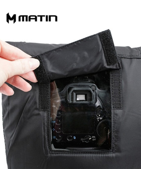 Matin M-6399 Camera Protector Cover DSLR 單反防雨保暖褸