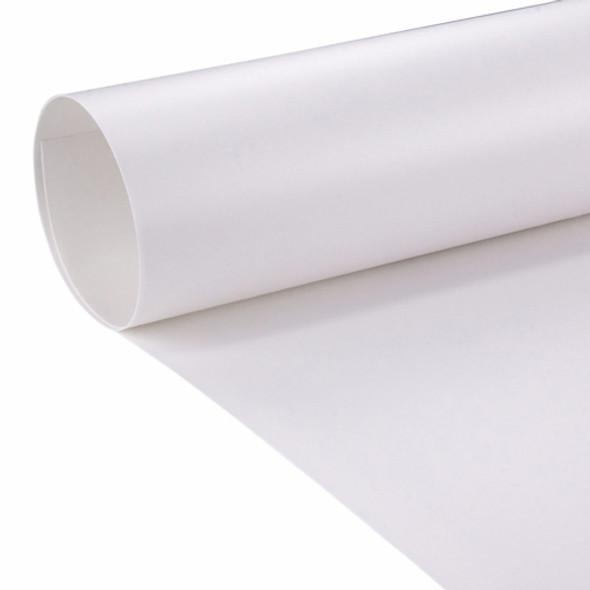 攝影用塑膠背景啞面 PVC (白色) 1m x 2m