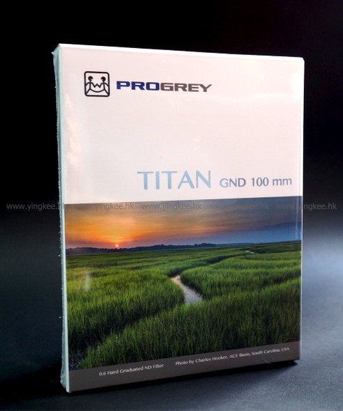 Progrey Titan GND Soft 100mm Filter 軟漸變方片濾鏡