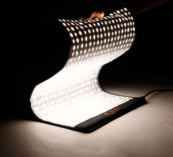 Falconeyes 銳鷹 RX-18TD 極薄捲幕型雙色LED燈(504顆)