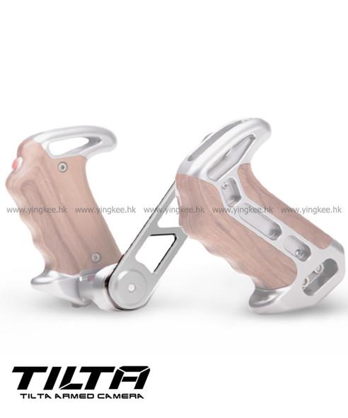 Tilta 鐵頭 TT-E02 Side Handgrip Extension Arm 木製手柄延長臂