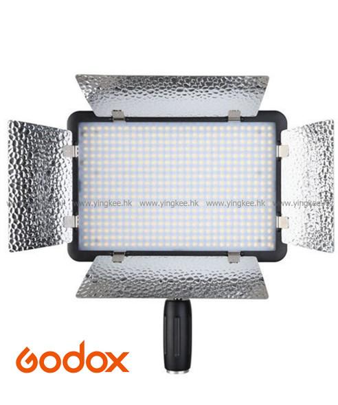 Godox 神牛 LED500LR C 雙色攝錄補光燈連擋光板