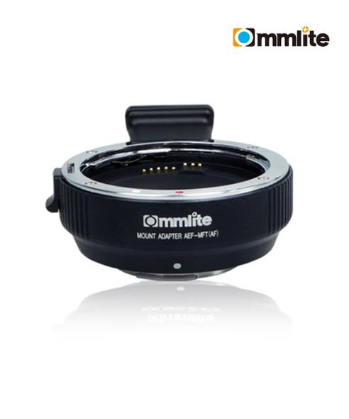 Commlite CM-AEF-MFT Canon EF 鏡轉M4/3相機AF電子轉接環