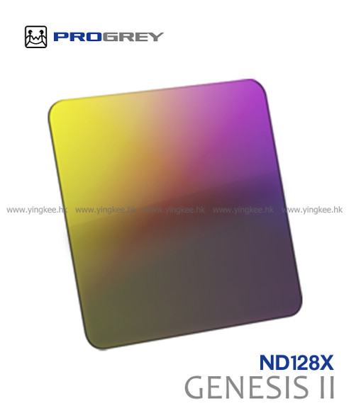 Progrey Genesis II 第二代 Truecolor ND 128X 7級減光鏡