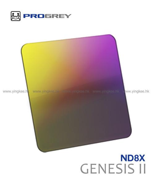 Progrey Genesis II 第二代 Truecolor ND 8X 3級減光鏡